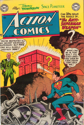Action Comics 177. Click for current values.