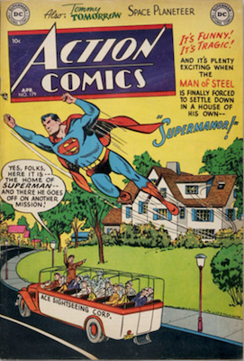 Action Comics 179. Click for current values.