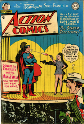 Action Comics 180. Click for current values.