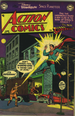 Action Comics 181. Click for current values.