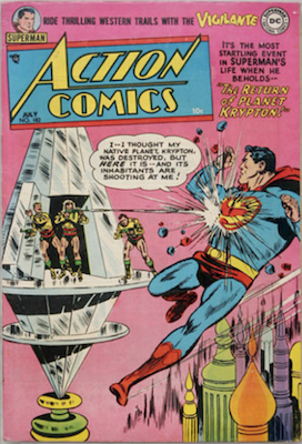 Action Comics 182. Click for current values.
