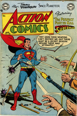 Action Comics 183. Click for current values.