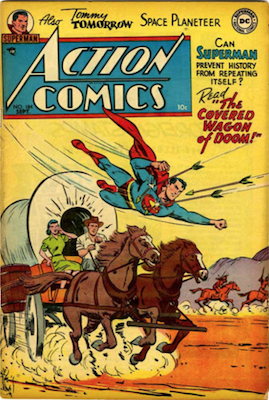 Action Comics 184. Click for current values.