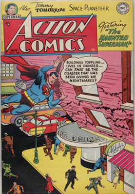 Action Comics 186. Click for current values.