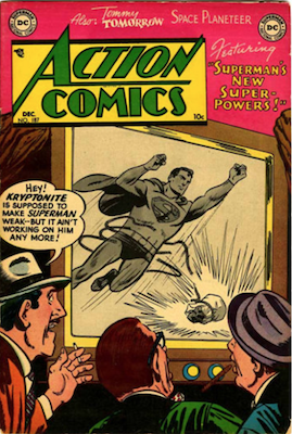 Action Comics 187. Click for current values.