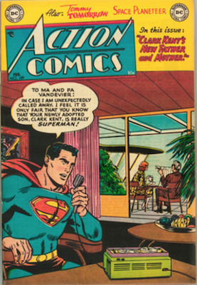 Action Comics 189. Click for current values.