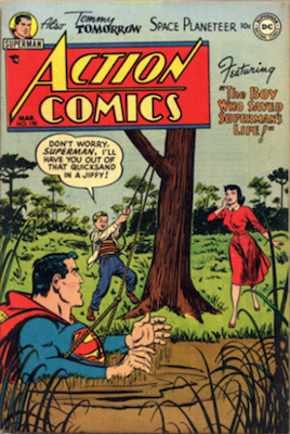 Action Comics 190. Click for current values.