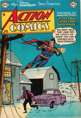 Action Comics 191. Click for current values.