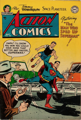 Action Comics 192. Click for current values.