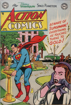 Action Comics 193. Click for current values.