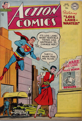 Action Comics 195. Click for current values.
