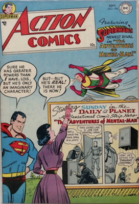 Action Comics 196. Click for current values.
