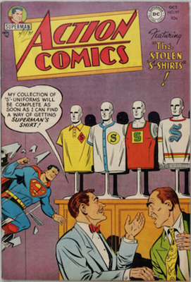 Action Comics 197. Click for current values.