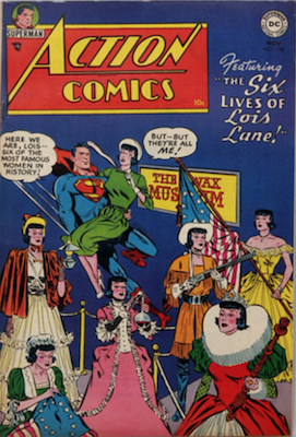 Action Comics 198. Click for current values.