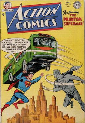 Action Comics 199. Click for current values.
