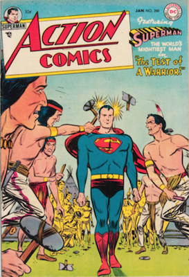 Action Comics 200. Click for current values.