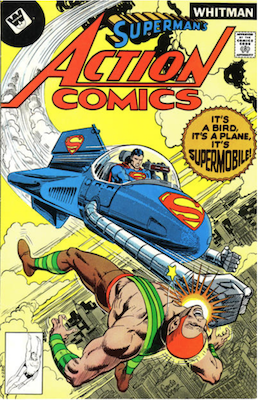 Action Comics #481. Click for current values.