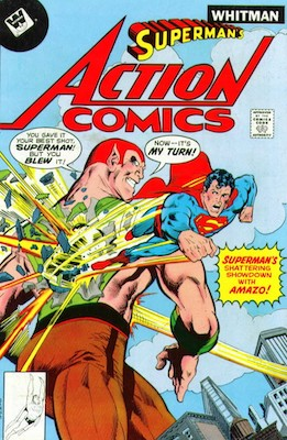Action Comics #483. Click for current values.
