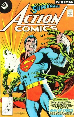Action Comics #485. Click for current values.