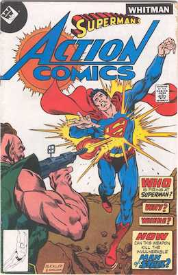 Action Comics #486. Click for current values.