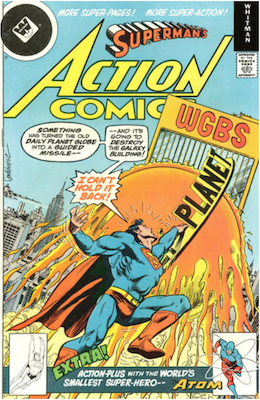 Action Comics #487. Click for current values.