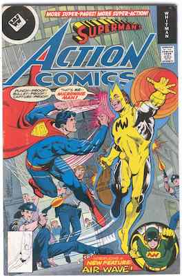 Action Comics #488. Click for current values.