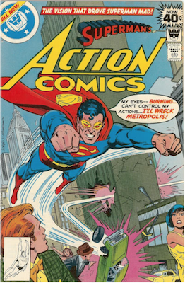 Action Comics #490. Click for current values.