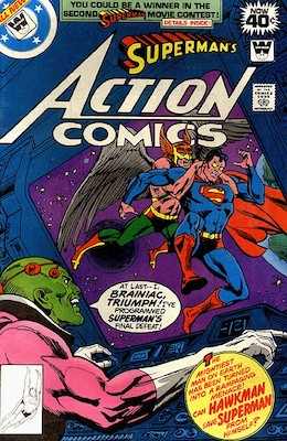 Action Comics #491. Click for current values.