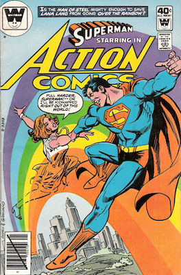 Action Comics #503. Click for current values.