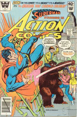 Action Comics #505. Click for current values.