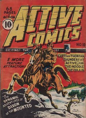 Active Comics #10