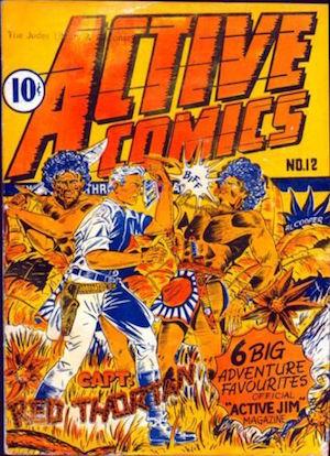 Active Comics #12