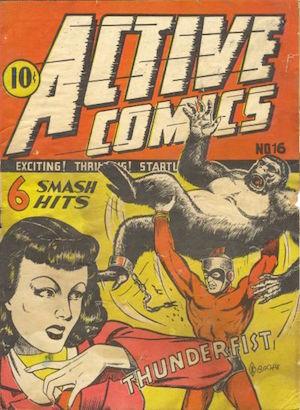 Active Comics #16