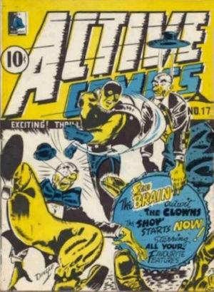 Active Comics #17