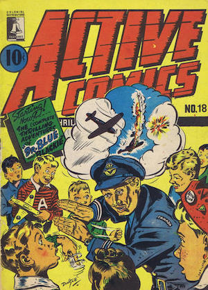 Active Comics #18