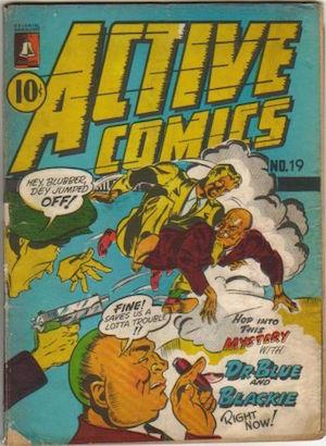 Active Comics #19