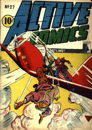 Active Comics #27