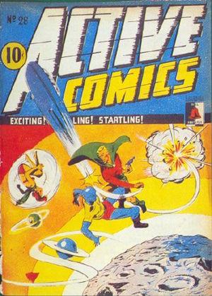 Active Comics #28