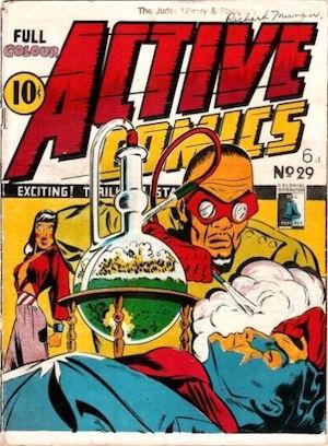 Active Comics #29
