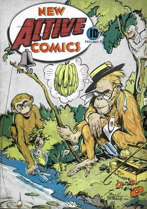 Active Comics #30