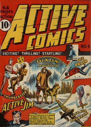 Active Comics #4