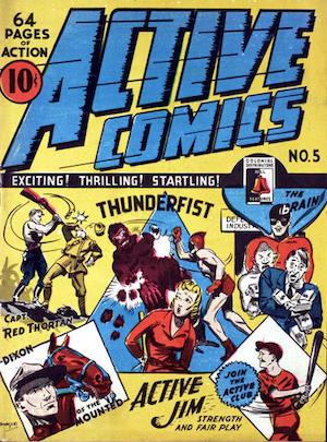 Active Comics #5