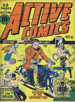 Active Comics #6