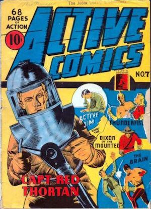 Active Comics #7