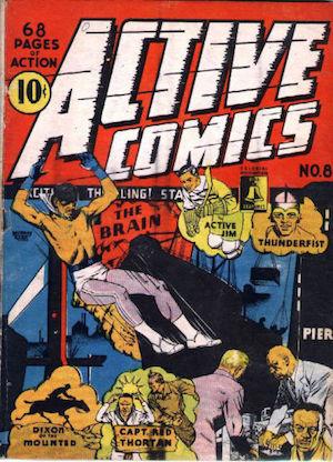 Active Comics #8