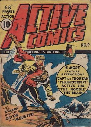 Active Comics #9