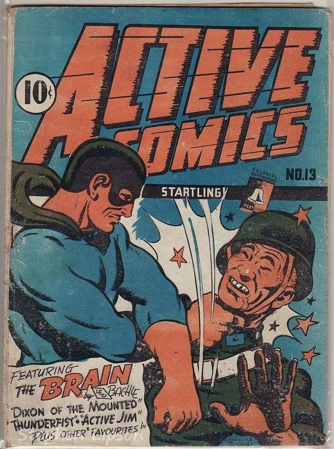 Active Comics #13