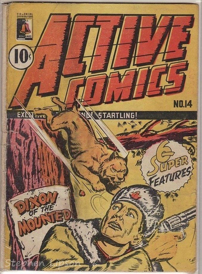 Active Comics #14