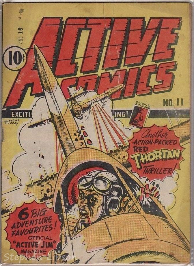 Active Comics #11
