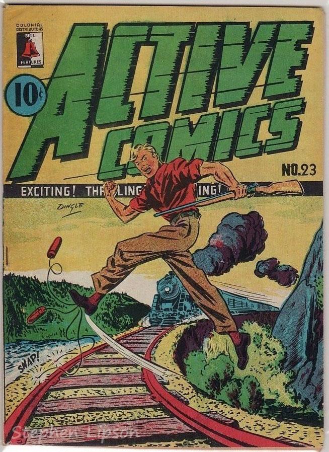 Active Comics #23